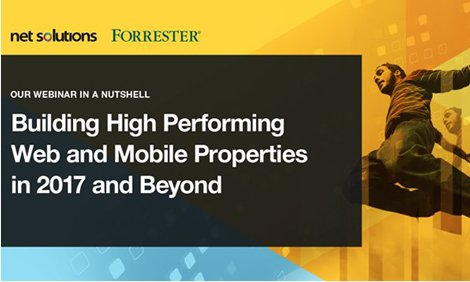 Building High Performing Web and Mobile Properties in 2007 and Beyond
