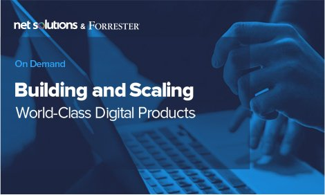 Building and Scaling World-Class Digital Products
