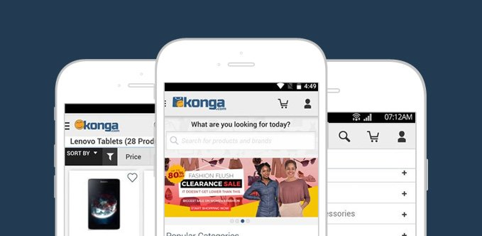 Launch a Native eCommerce Mobile Experience