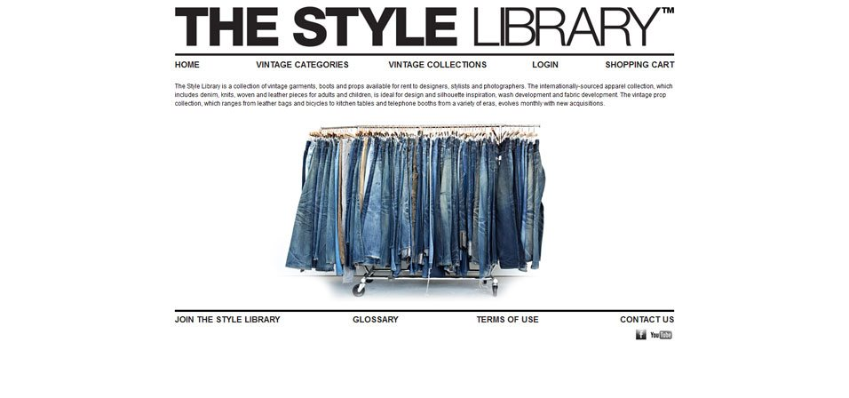 Style Library Case Study
