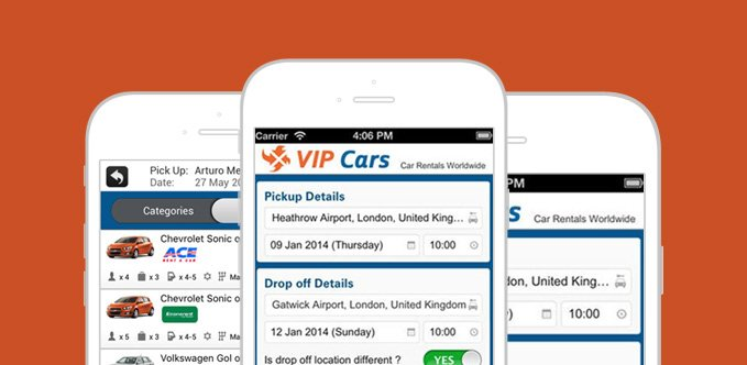 Online Car Rental Booking Platform