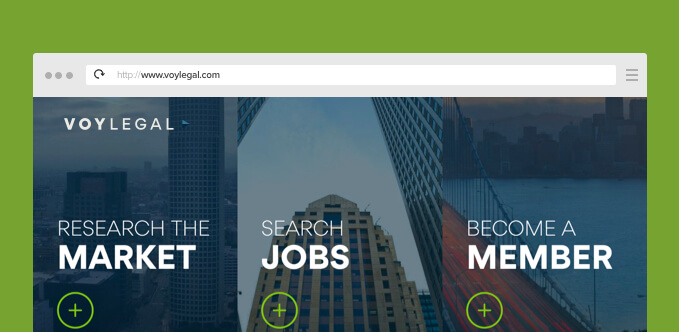 A Job Portal For Legal Professionals