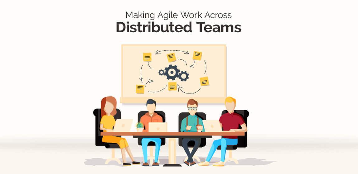 Agile Work Across Distributed Teams