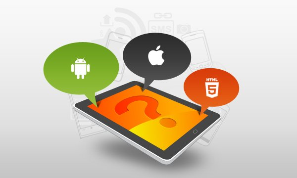 Ideal for my Business: iOS, Android or HTML 5?