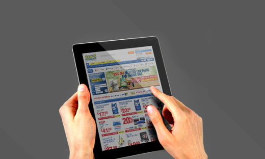 e-commerce Websites for Tablets and Smartphones