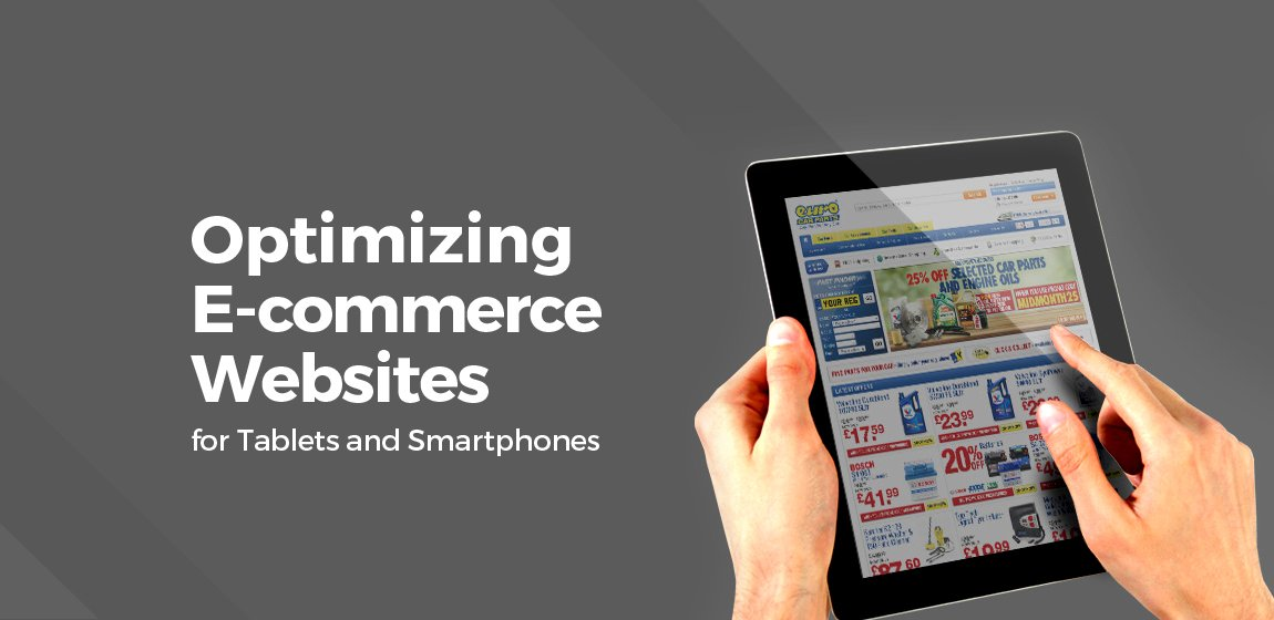 Optimizing E-commerce Websites