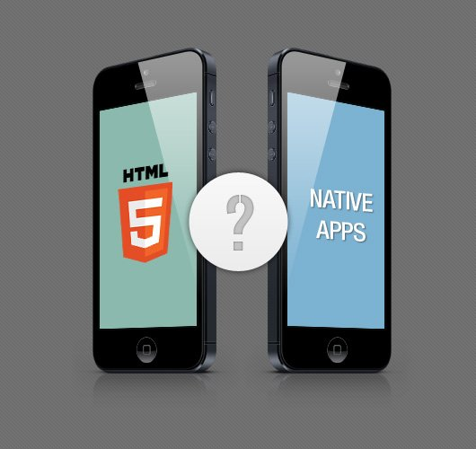 HTML 5 vs Native Apps