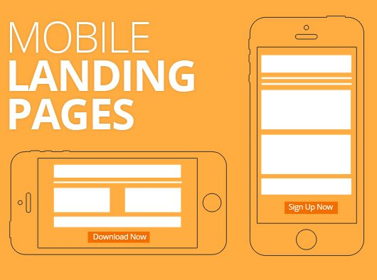 Mobile-Landing-Pages