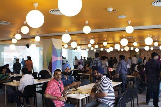 Netsol-Cafeteria
