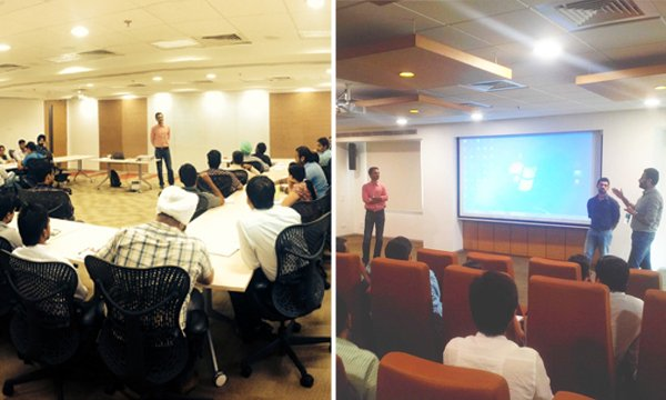 User Experience Design Event - Net Solutions