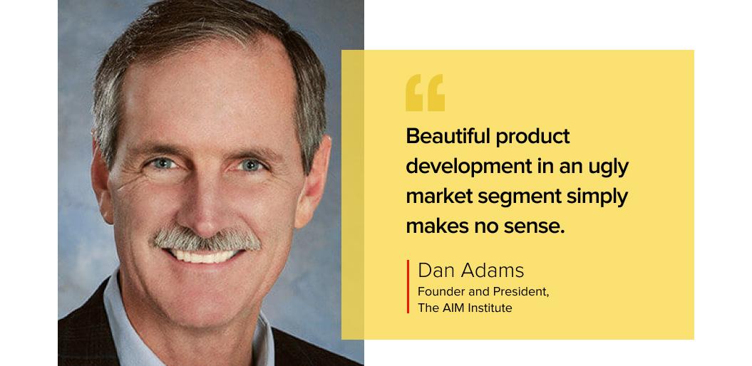 Dan Adams Quote