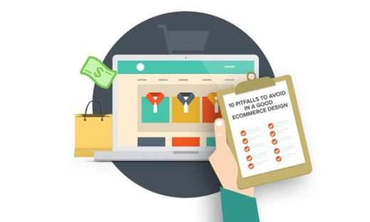 10 Pitfalls to Avoid In a Good Ecommerce Design