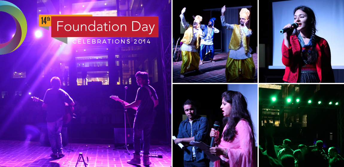 Net Solutions - 14th Foundation Day