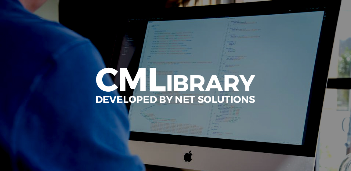 CMLibrary developed by Net Solutions_f