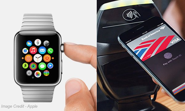 Apple changes the way we will be using watches and payments