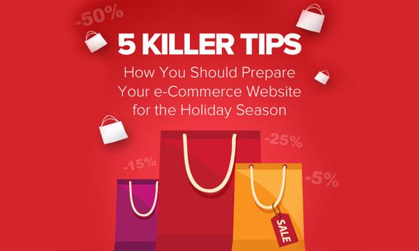 5 Killer Tips on eCommerce Website