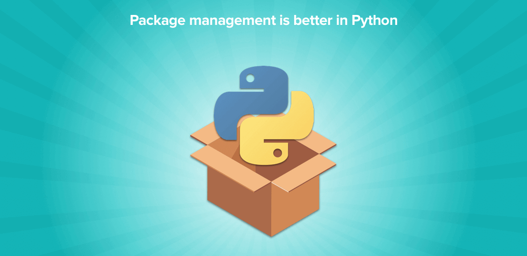 Python's package management is better than PHP's