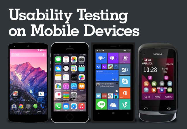 Here is everything you want to know about Testing the Usability of your Mobile App