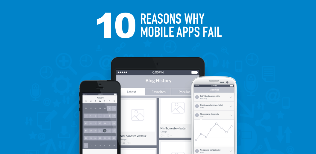 mobile apps fail