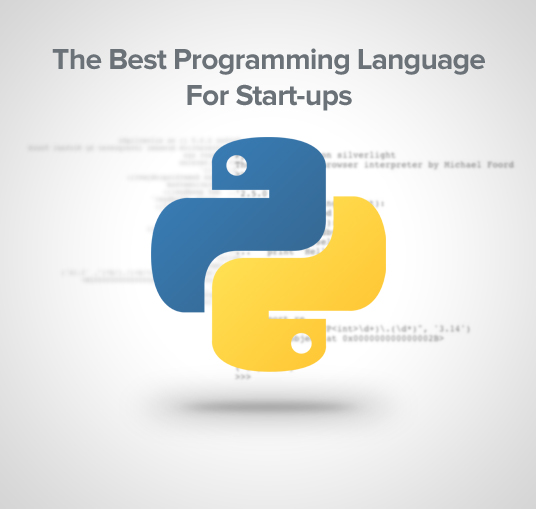 Why Python is the best programming language for start-ups and why our developers love it