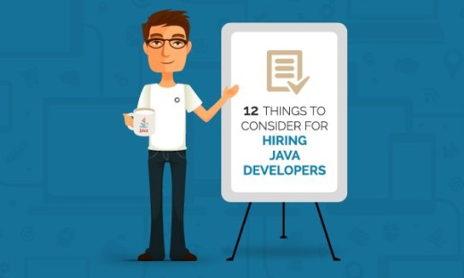 12 Things to Consider for Hiring Java Developers
