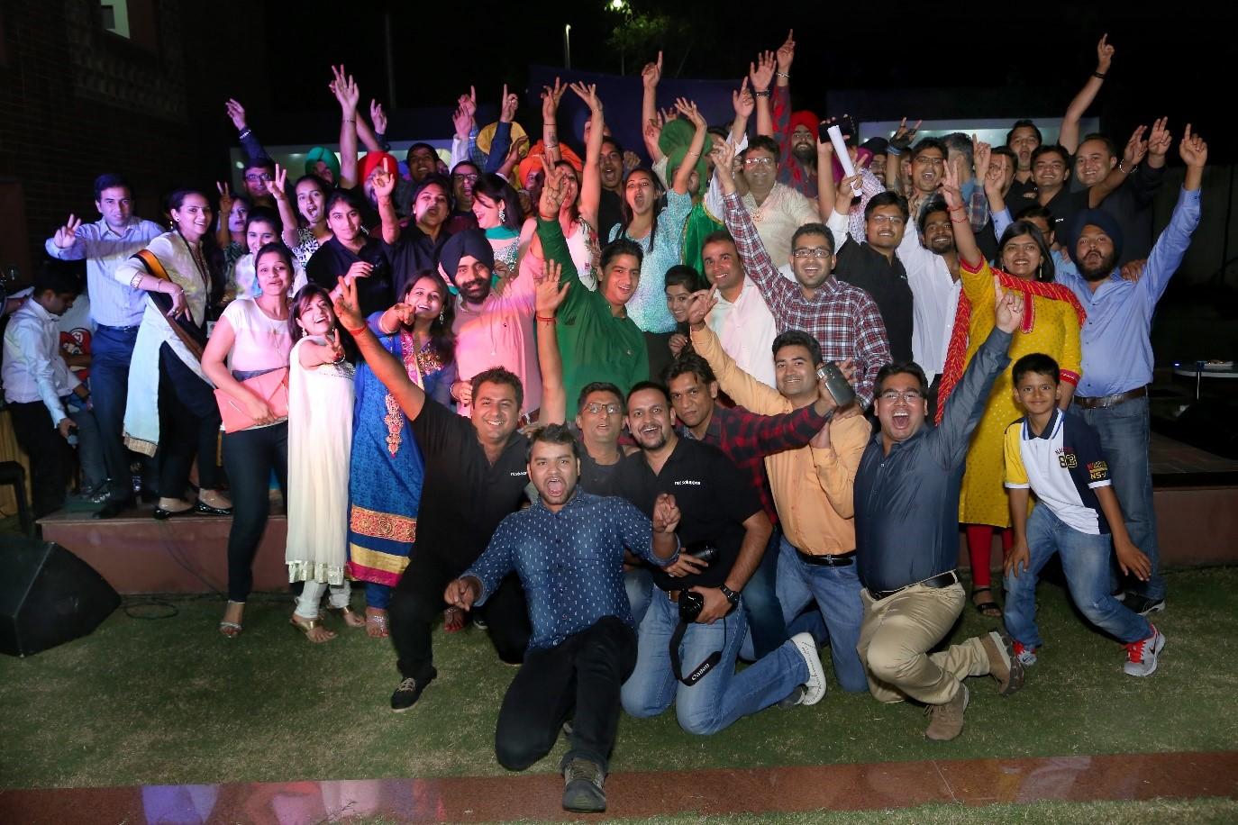 The Joyous Celebration of Net Solutions' 15th Foundation Day