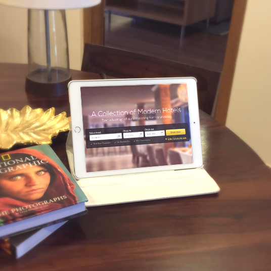 Hotel iOS App