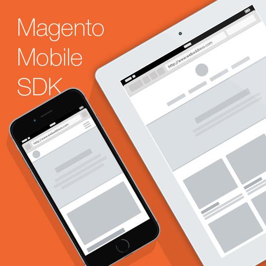 Magento-Mobile-SDK