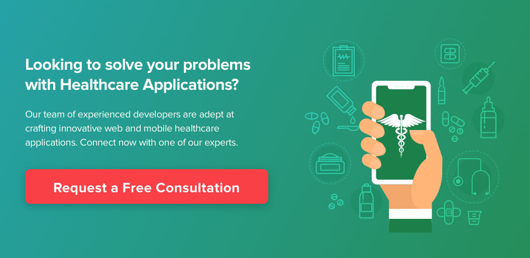 FREE consultation for mobile healthcare apps