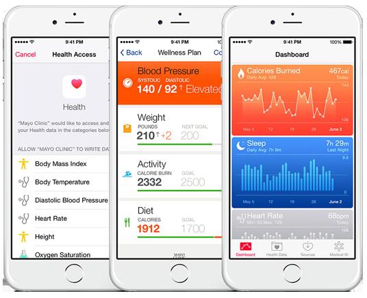 Mayo Clinic app