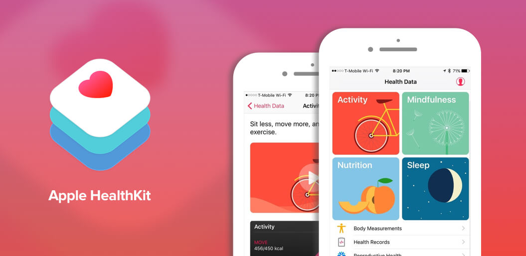 Mobile healthcare with Apple HealthKit