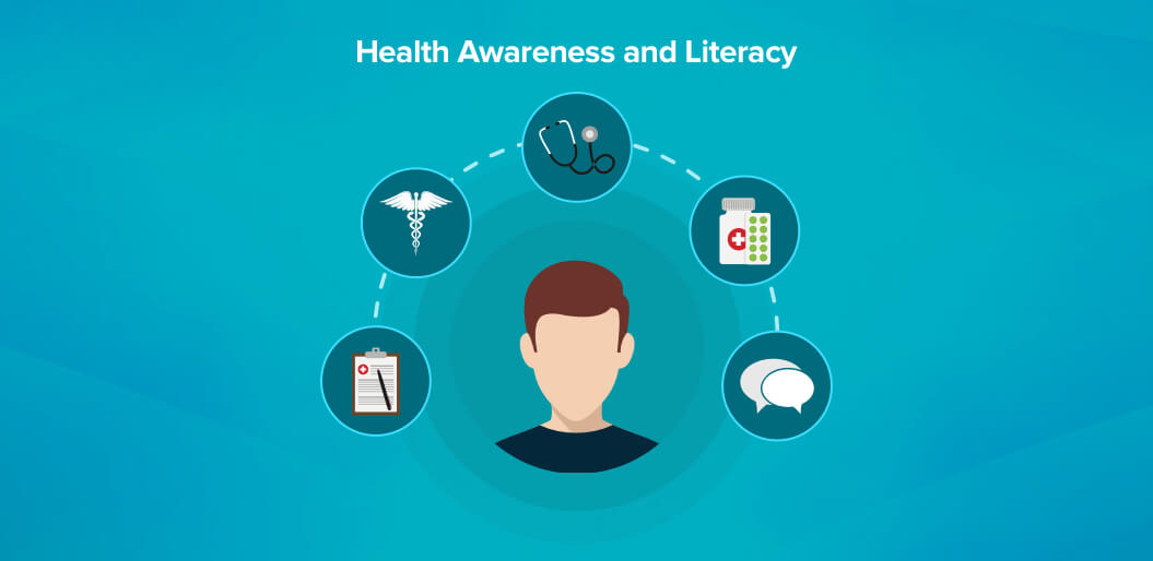 Health literacy is a challenge for mobile healthcare