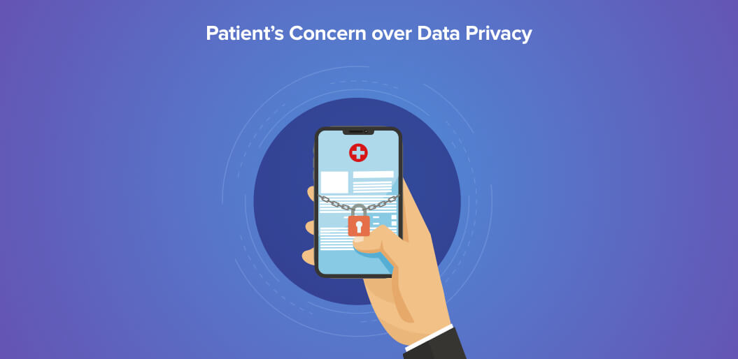 Patient data privacy and mobile healthcare