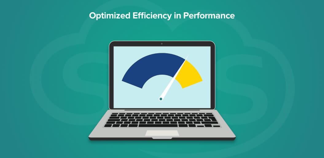 Multi-tenant architecture optimizes perfromance