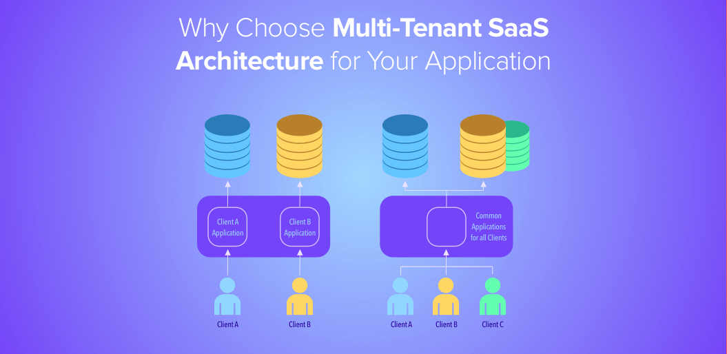 5 Reasons to Choose Multi-Tenant SaaS Architecture for Your Application