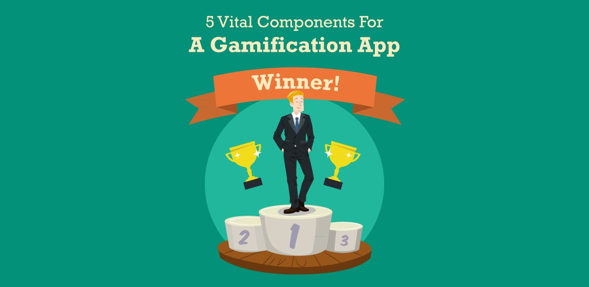 Five Critical Gamification Components