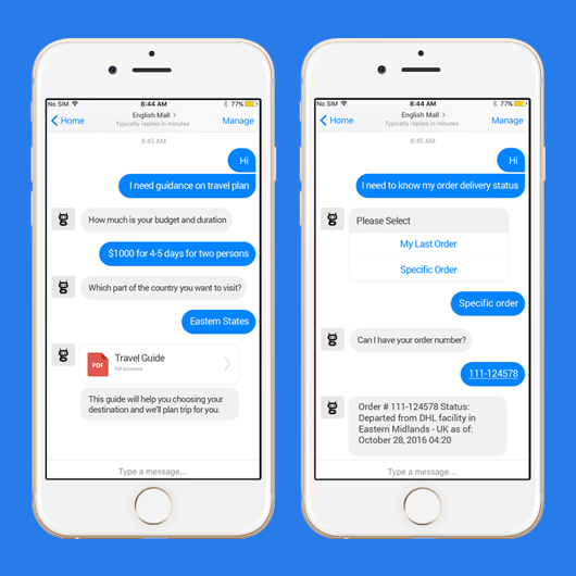 Understand Different Types Of Chatbots
