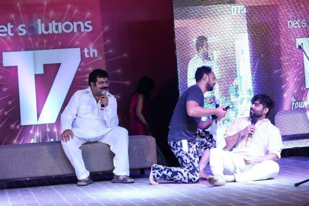 Punjabi Skit at Net Solutions