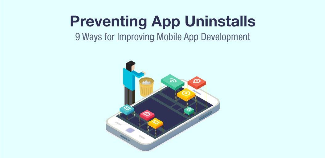 Preventing App Uninstalls