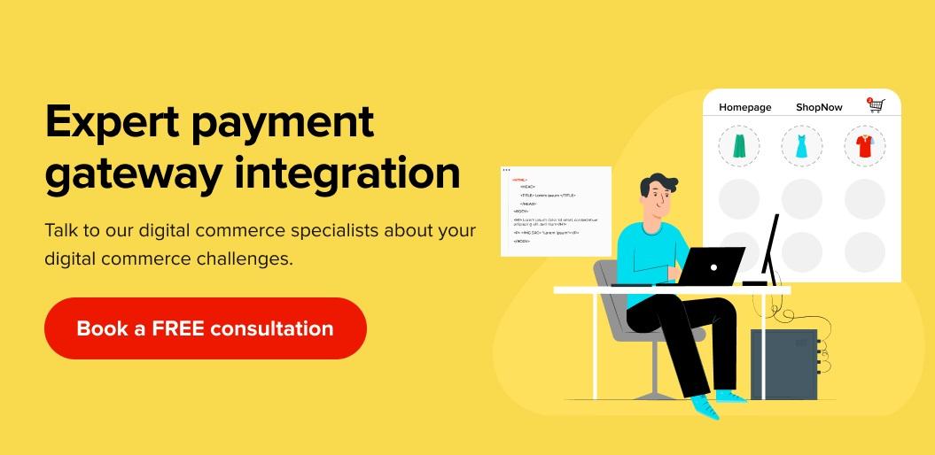 Expert Payment Gateway Integration