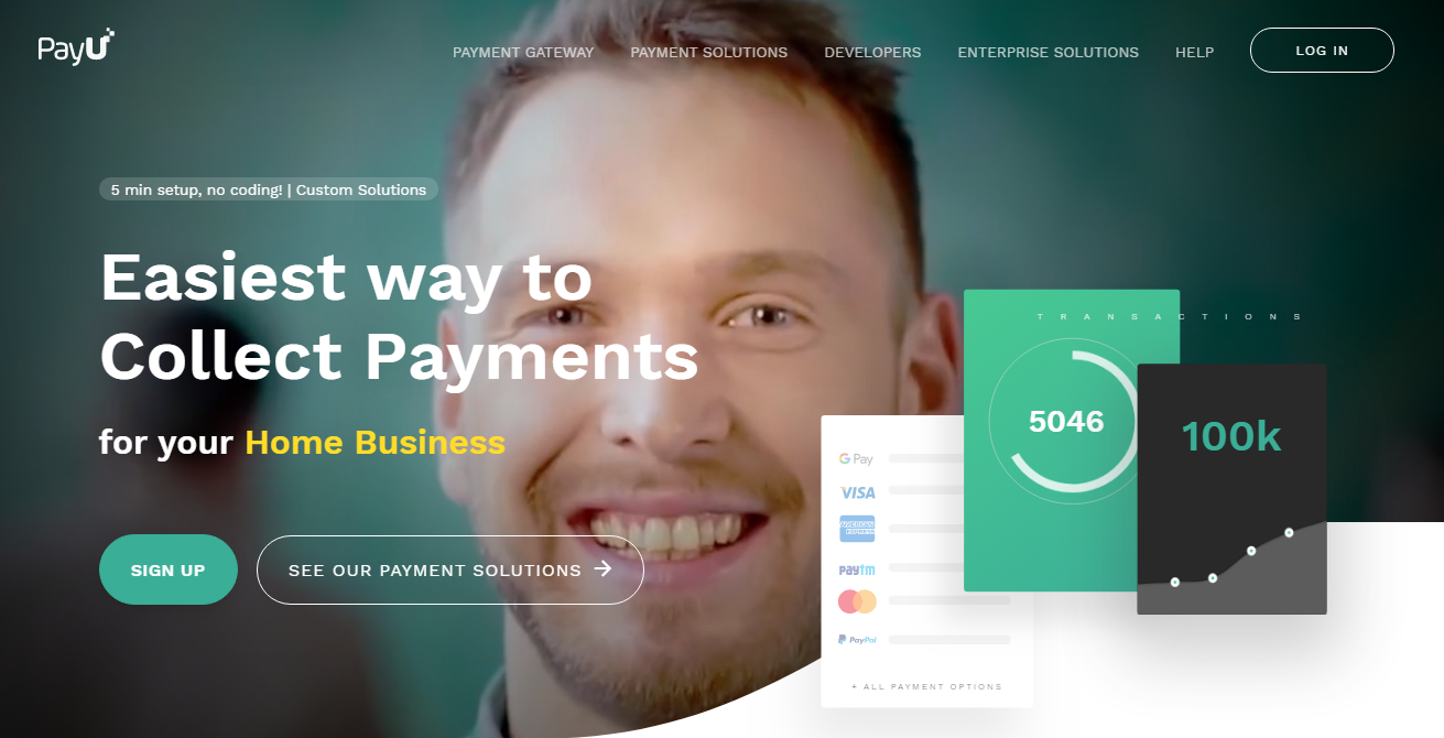 PayU payment gateway