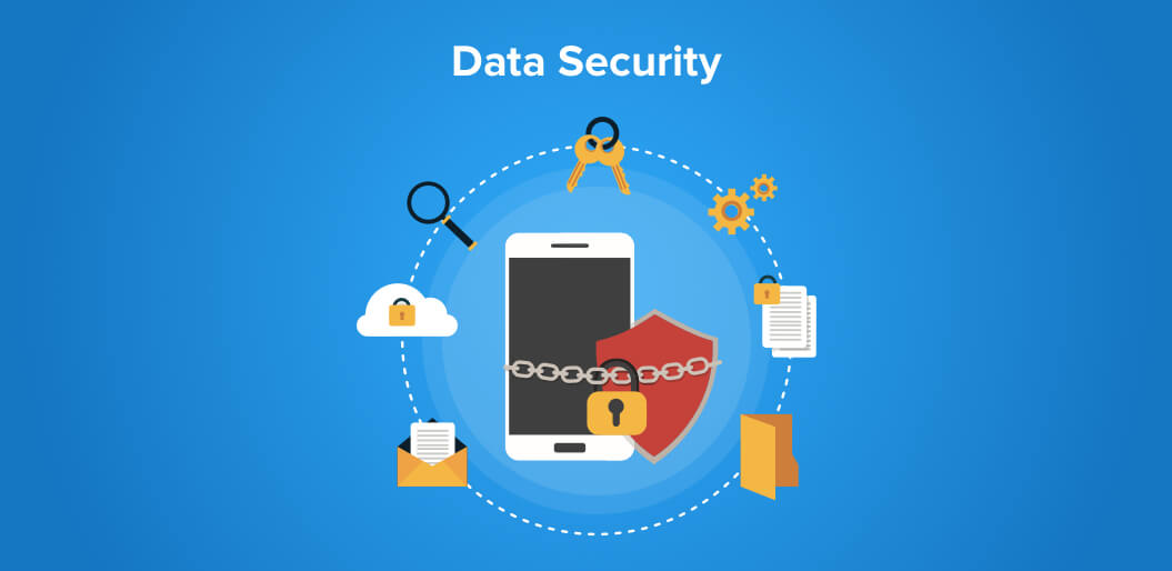 Mobile app development partner must offer data security