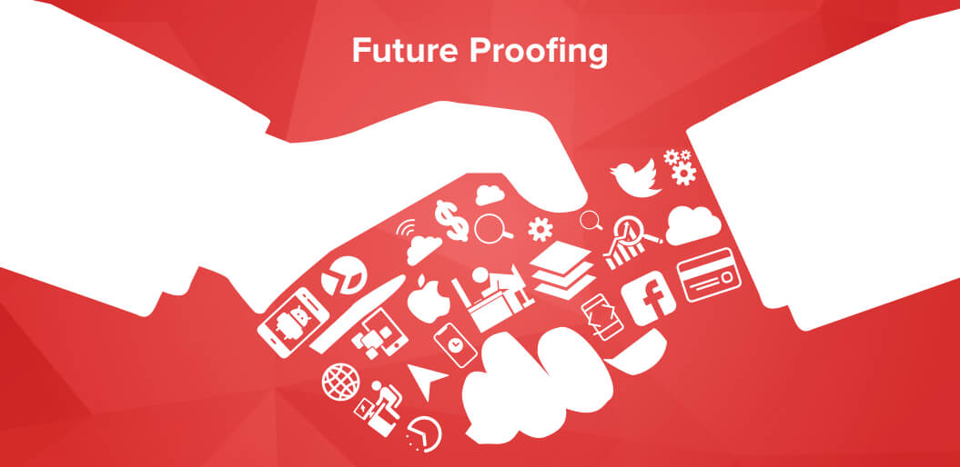 Make sure the app development vendor future proofs the app