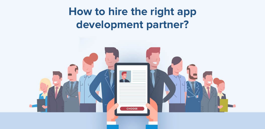 How to Hire the Right Mobile App Development Vendor?