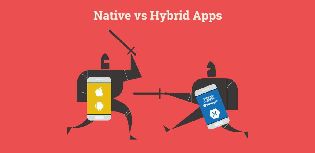 Native Vs Hybrid Apps Development