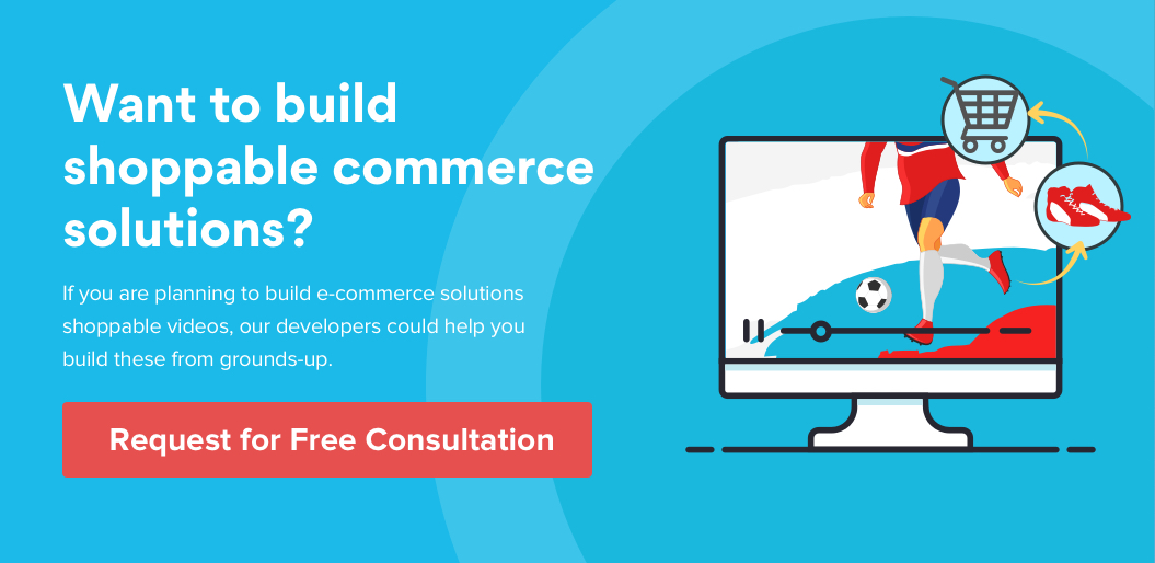 Want to build shoppable commerce solutions