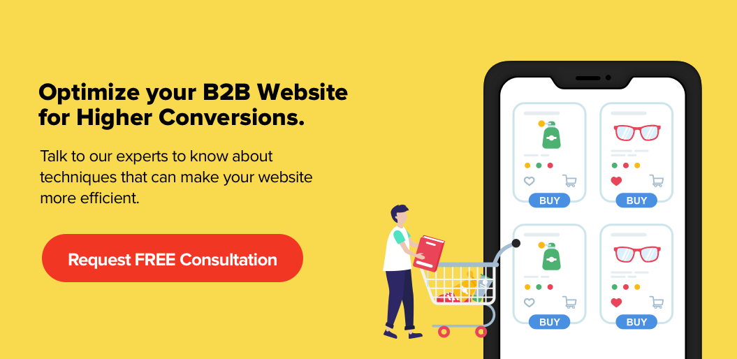 The right B2B eCommerce platform