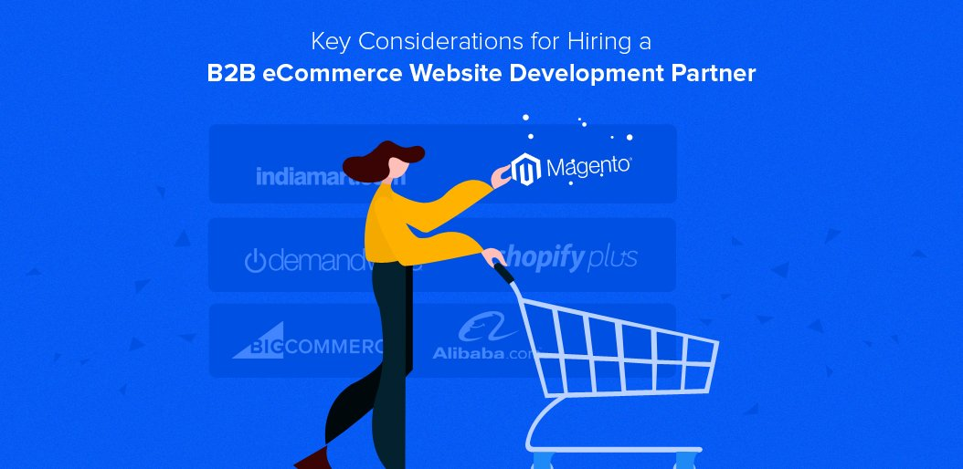 Hiring B2B e-commerce Partner