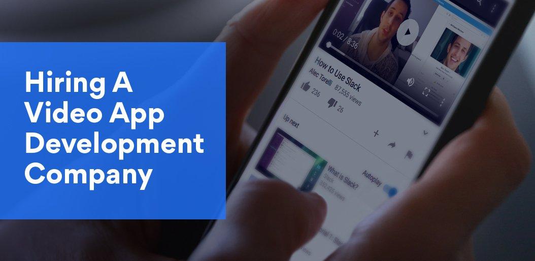 Video App Development Company
