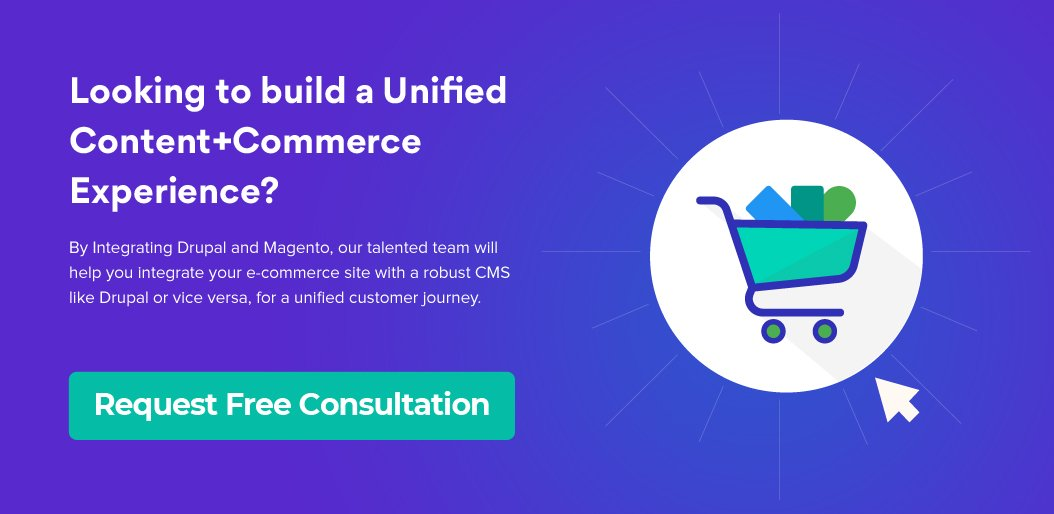 Unified content + Commerce Experience